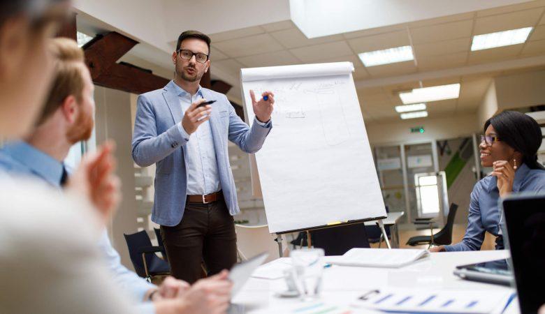 coaching de liderança