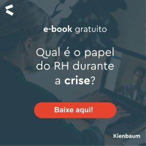 eBook gratuito - Qual é o papel do RH durante a crise?